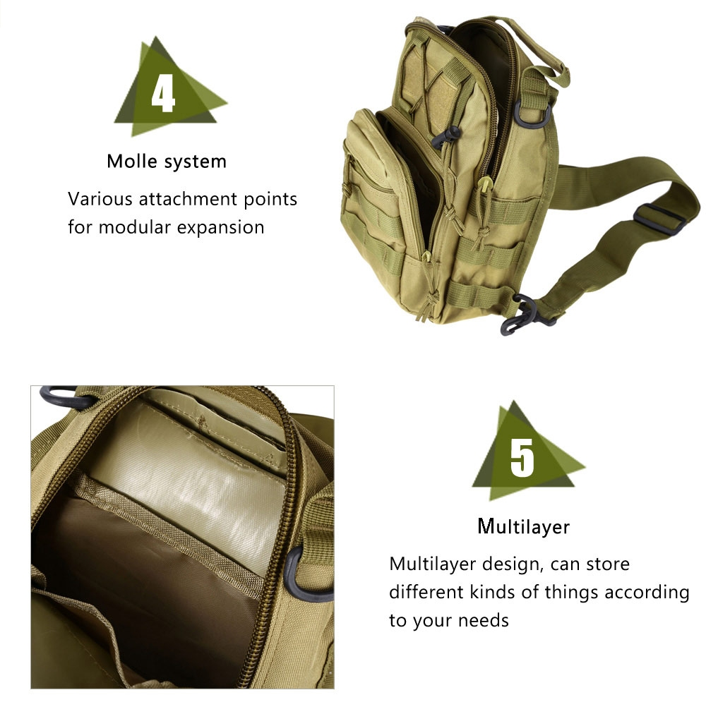 Airsoft Utility Recycle Bag Outdoor Tool Water Resistant Collection Package