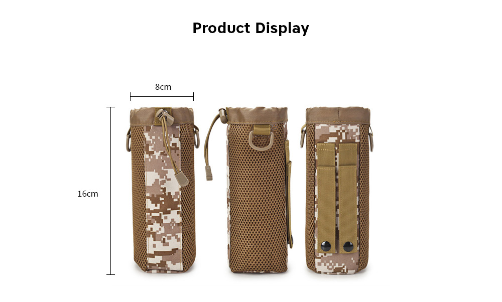Water Bottle Insulated Carry Bag